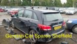 2016 MERCEDES B180 CDI AMG LINE W246 AUTO GEARBOX FRONT REAR SUSPENSION DOOR BREAKING